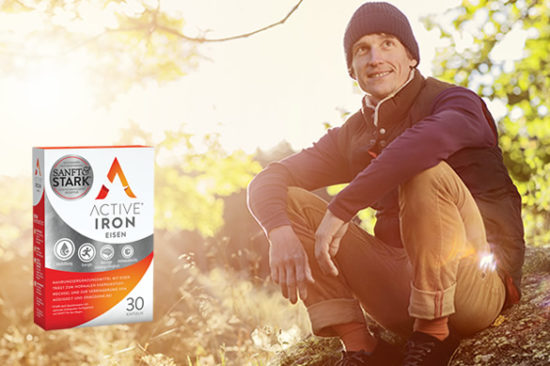 Active Iron for Men