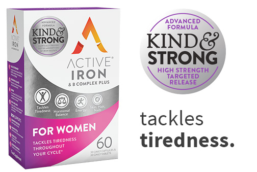 Iron and Periods | Iron Supplements for Women | Iron Absorption