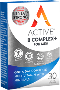Active B Complex+ for Men