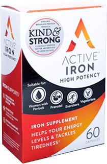 Active Iron High Potency